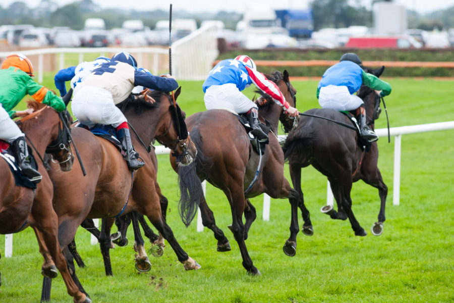 Online bookmakers will be additional fees to help support racing.