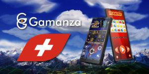Gamanza launches new casino games portfolio in Switzerland