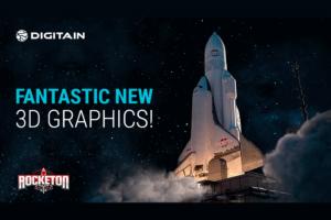 Rocketon is the latest addition at Digitain's platform.