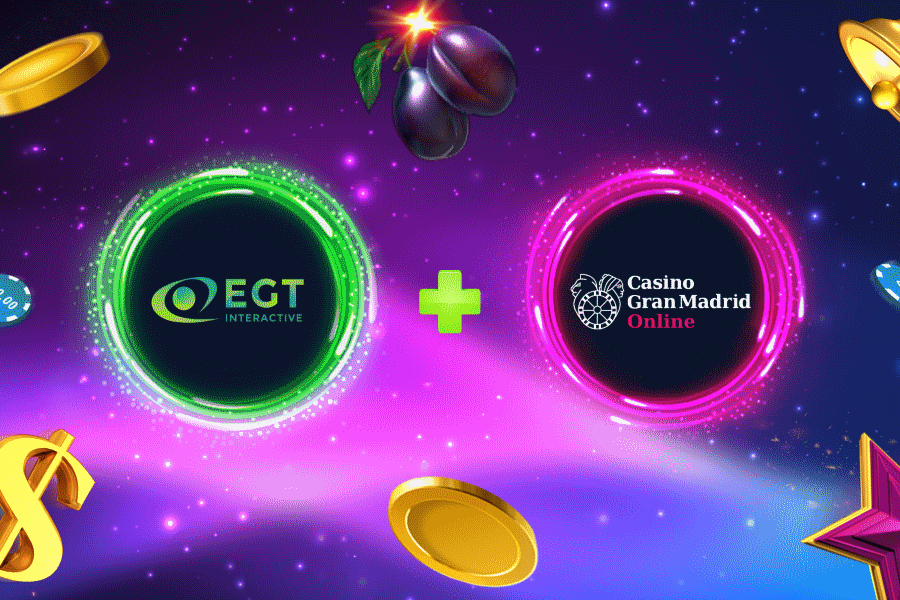 EGT Interactive & Casino Gran Madrid signed a strategic deal.