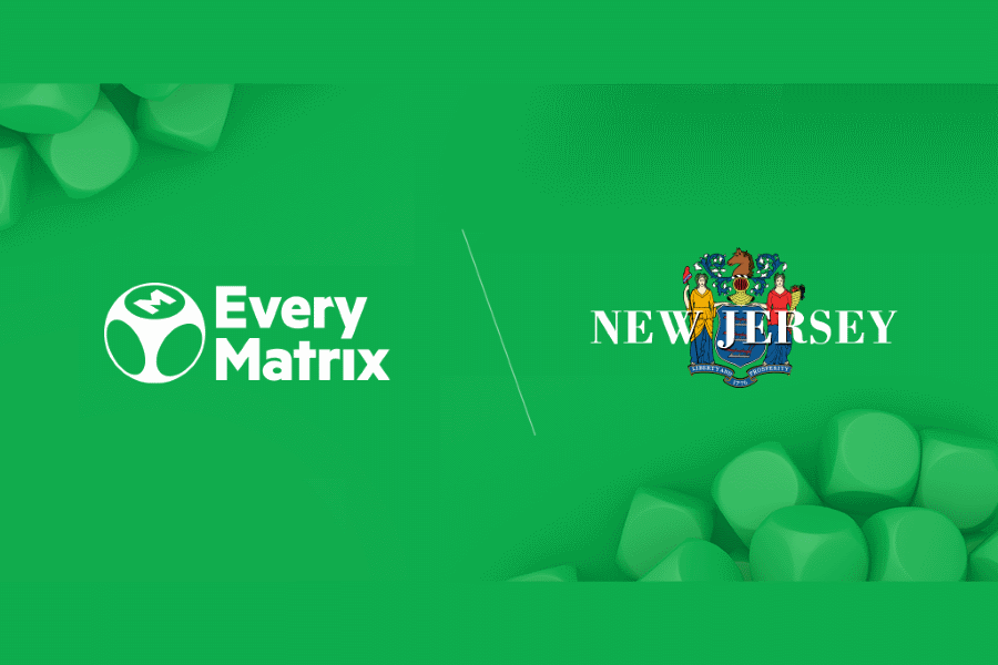 EveryMatrix applied for a New Jersey licence.