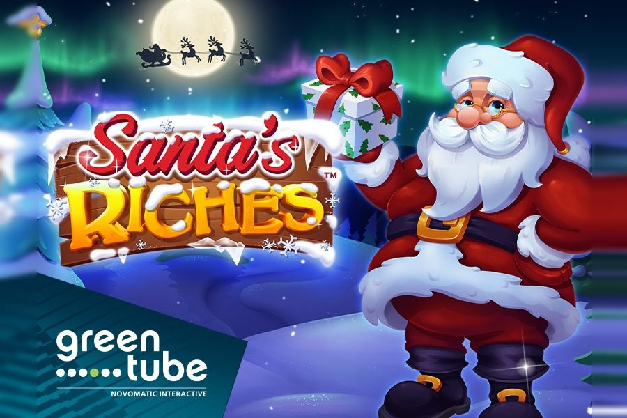 Greentube launched Santa's Riches.