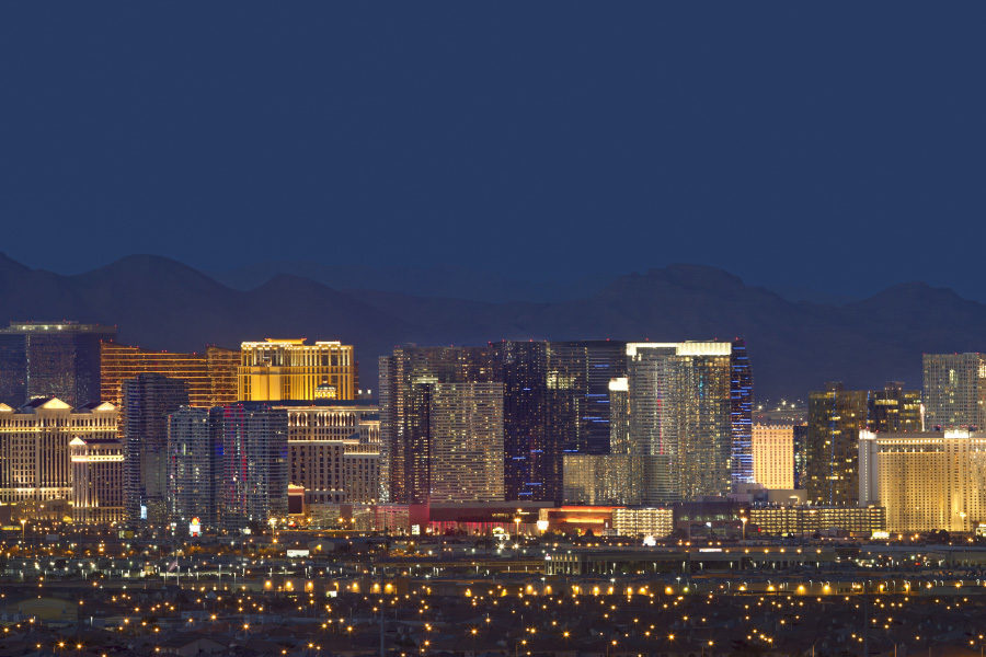 Nevada's sportsbooks generated a handle of $659.6m in October.