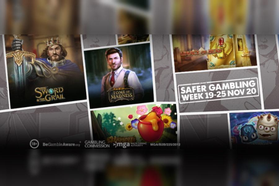Safer Gambling Week runs across November 19-25.
