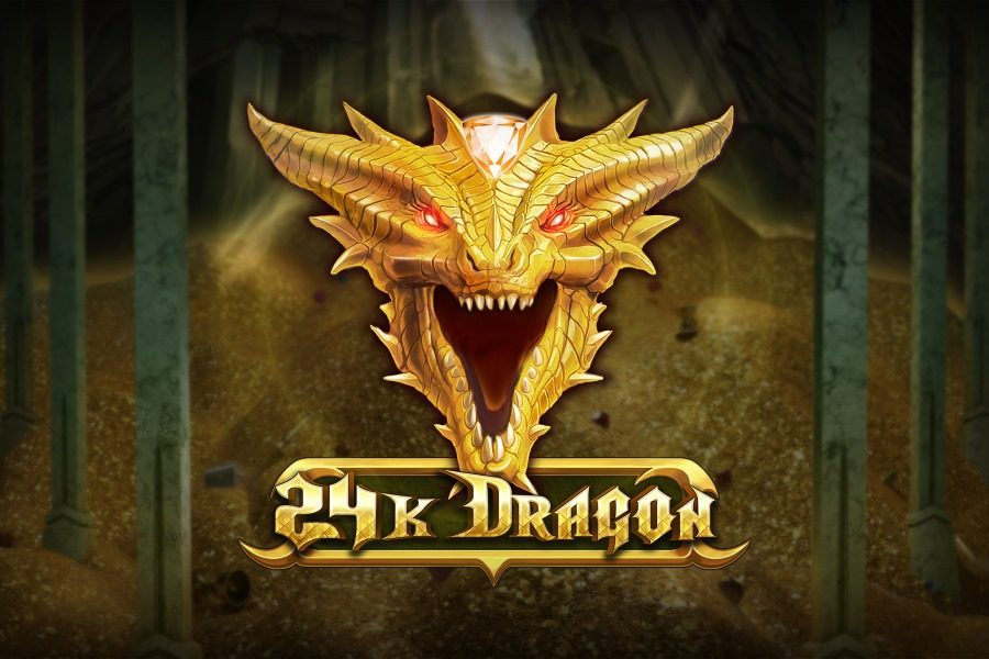 Play'n GO has launched 24k Dragon.