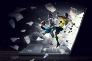 Citizens in the three states will soon be able to legally place bets on sporting events.