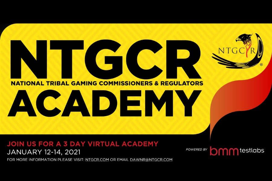The NTGCR Academy will take place next January.