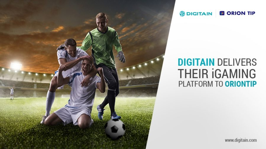 Digitain and Orion Tip offer a great Christmas gift to Slovak players