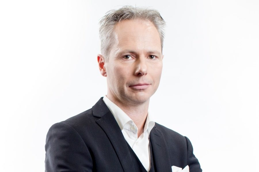 Martin Carlesund, Evolution's CEO.