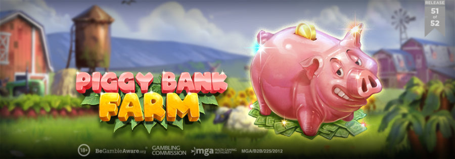 Play'n GO takes a trip to the farm in its latest release