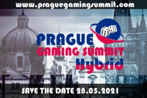 Prague Gaming Summit Hybrid announced for 28 May 2021