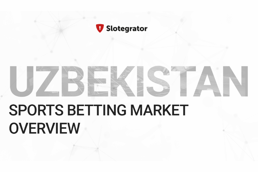 Slotegrator shares its thoughts on the market in Uzbekistan.