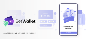 BetWallet has been released to the market.