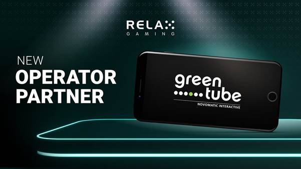 Relax Gaming has entered a strategic partnership with Greentube.