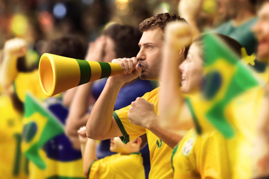 Sportradar highlighted Brazil's potential.