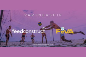 FeedConstruct to cover FeVA's Beach Volleyball