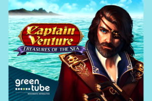 Greentube launches Captain Venture™: Treasures of the Sea