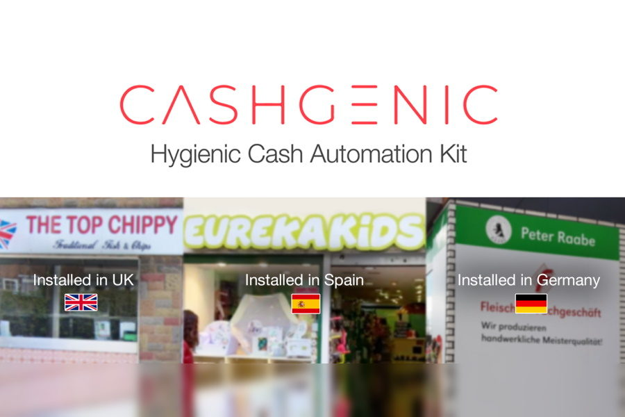 Revolutionising cash payments with CashGenic.