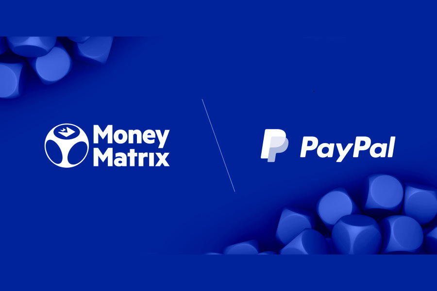 MoneyMatrix announced it will facilitate PayPal payments in the iGaming segment.