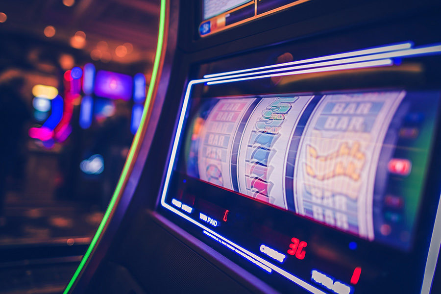 Officers found six unlicensed gaming machines not connected to the state monopolies.