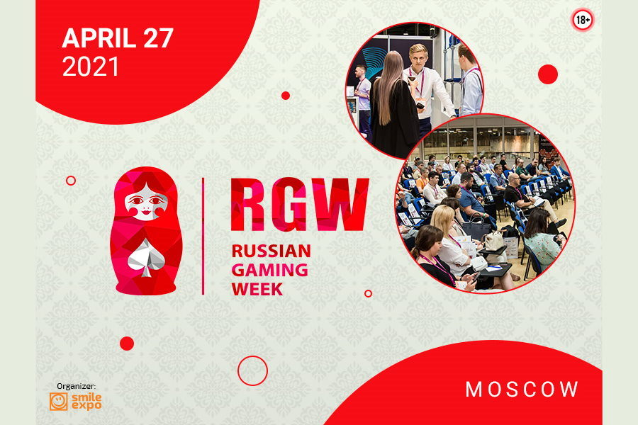 Russian Gaming Week will arrive in Moscow next April 27.