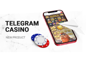 Slotegrator announces its Telegram Casino platform
