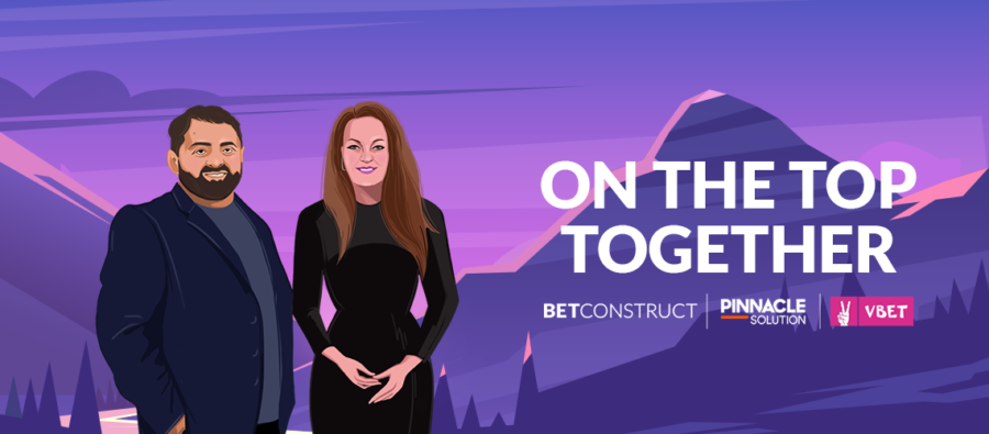 BetConstruct has integrated Pinnacle Solution's sports betting offer onto its platform.