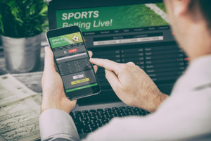 Iowa citizens can now register for online sports betting accounts from any location.