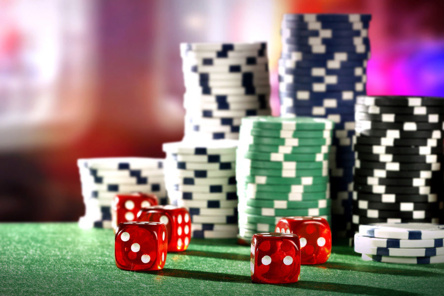 Casinos collected $11m less than November.
