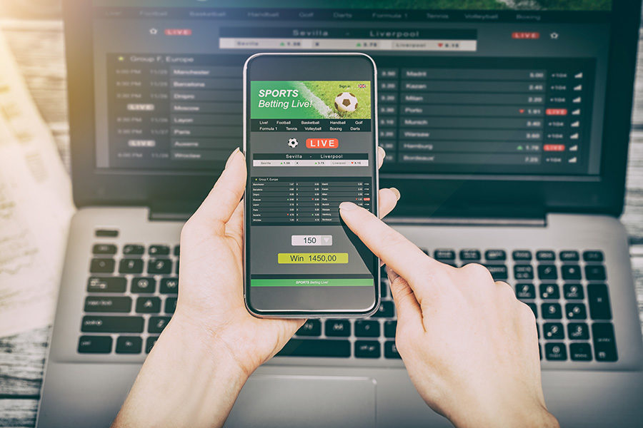 All three casino sportsbooks saw handles of more than US$1m for the first time.