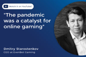 """The pandemic was a catalyst for online gaming"""
