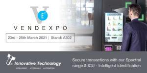 The 14th international exhibition of vending technologies and self-service systems will be held at the Expo centre.