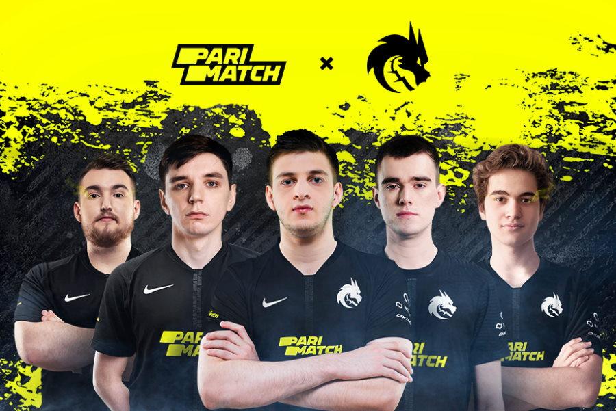 Parimatch extends its deal with popular CIS region's Team Spirit.