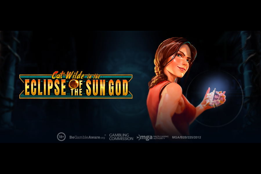 Cat Wilde comes back in the latest Play'n GO slot release.