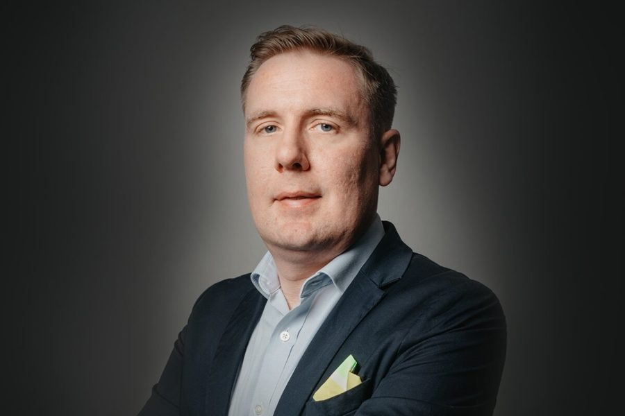 Simon Westbury is the new Chief Business Officer at Digitain.