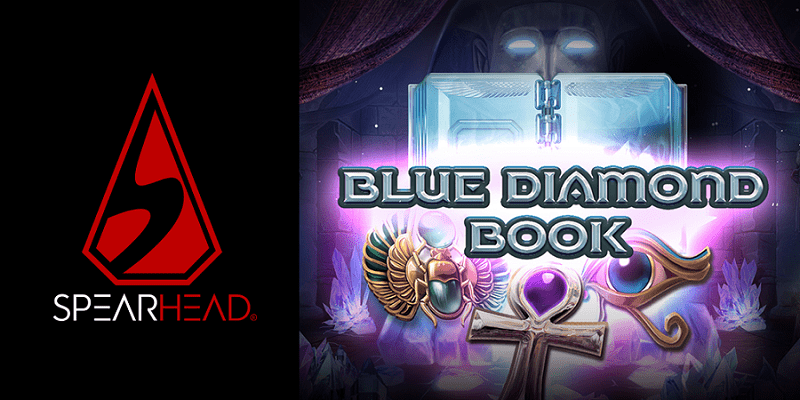Blue Diamond Book is the latest release of Spearhead Studios.