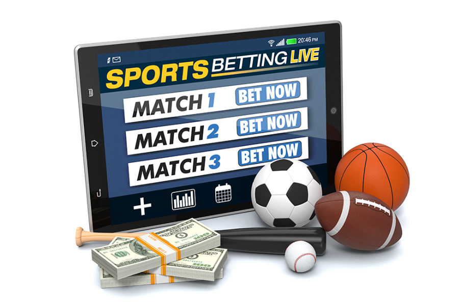More online betting options helped to increase wagers in Pennsylvania.