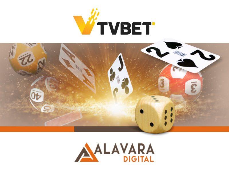 TVBET partners with Alavara Digital.