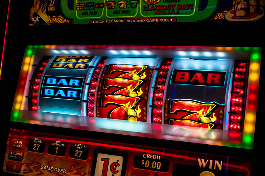 Two bills have been put forward on eight-liner gaming machines.