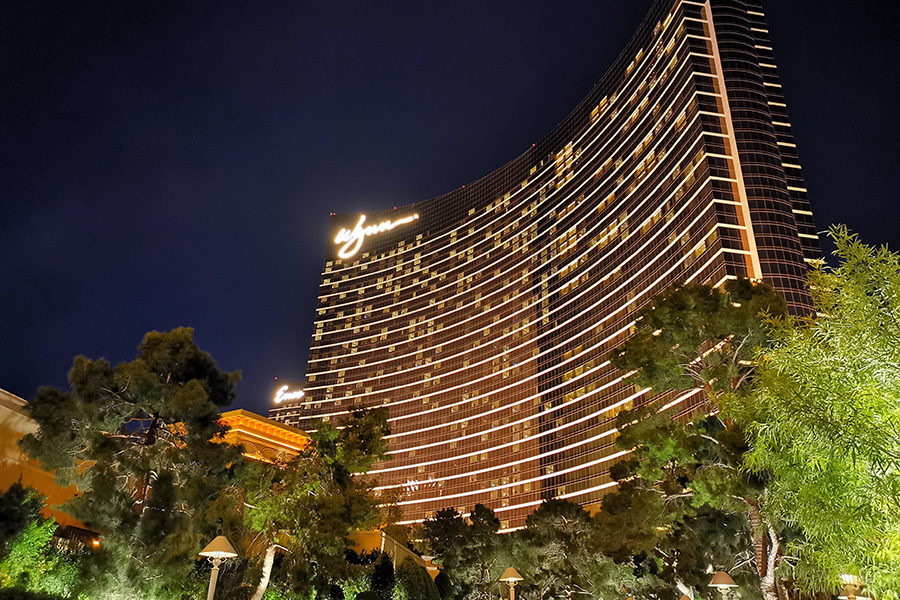 Wynn was named in the hotel, casino and resort category.