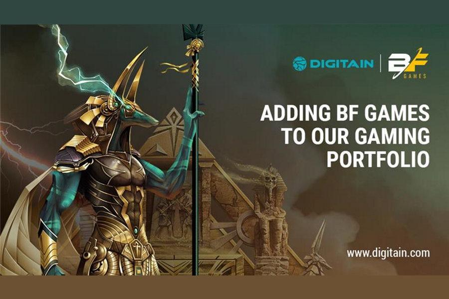 BF Games will join Digitain's platform.