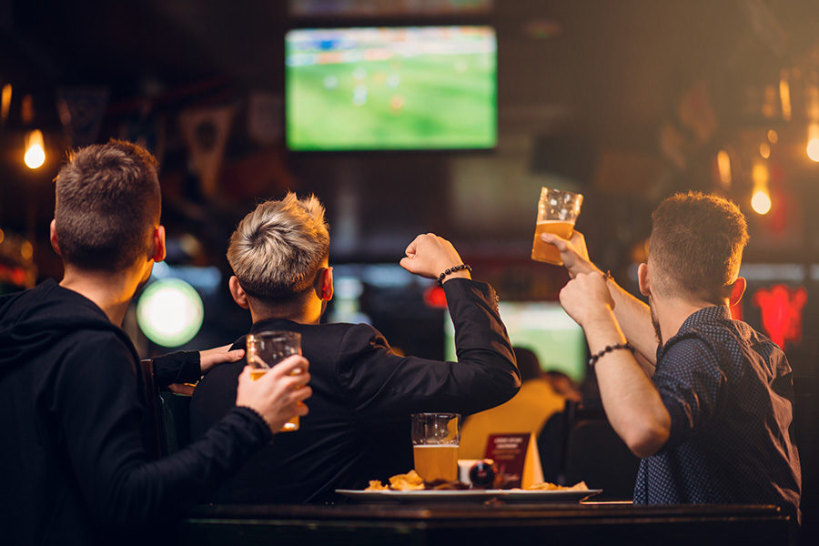 Delaware's sports betting revenues and handle increased in January.