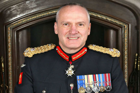 Lt Gen Edward Davis CBE has been named chair of the Entain Foundation.