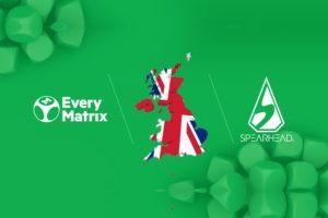 EveryMatrix to go live as Casino Host in the UK
