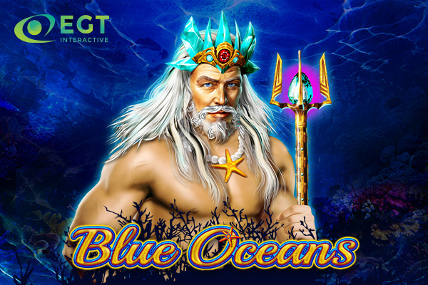 EGT Interactive's Blue Oceans is a 5-reel, 20 paylines video slot.
