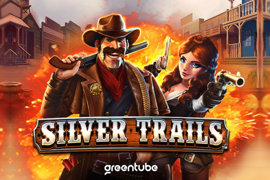 Silver Trails is Greentube's latest game.