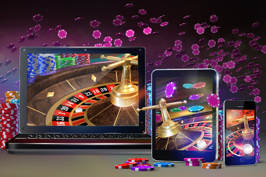 Online casino revenue was up by 99 per cent year-on-year.