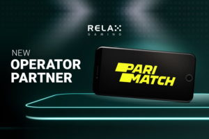 Relax Gaming will offer its blockbuster hits to its new partner, Parimatch.