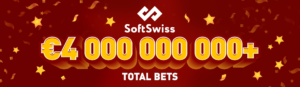 SoftSwiss-reaches-record-4bn-euros-in-bets-during-March-2021