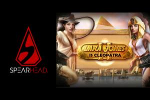 Spearhead Studios launches Lara Jones is Cleopatra sequel